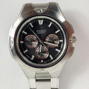 Casio Accessories - Casio Edifice Watch Stainless Steel